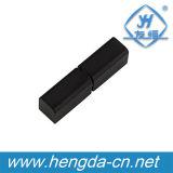 Dobradiça removível do Pin do preto do gabinete (YH9323)