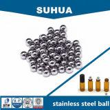 Sfera solida dell'acciaio inossidabile della sfera d'acciaio da 5 pollici (AISI440c)