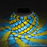 Lumière solaire de nuit imperméable à l'eau pour les décorations d'intérieur ou extérieures
