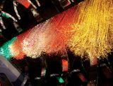 PMMA 불꽃 섬유에 의하여 점을 찍는 광섬유 빛