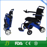 Electric pliable Power Wheelchair pour Elderly Manufacturer