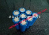 3.7V 800mAh, batería de litio, Li-ion 18650, cilíndrico, recargable