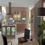 Armadio da cucina di legno della mobilia di Anitque della galleria del Aqua