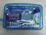 Soem-freier Reißverschluss Belüftung-kosmetischer Beutel bilden Beutel-Toiletten-Beutel