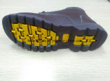 Самая последняя зима Средний-Отрезала вскользь ботинки кожаный ботинок Stock (FF616-3)