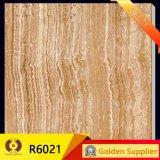 mattonelle Polished di sguardo di marmo delle mattonelle di pavimentazione di 600*600mm (R6052)