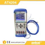 실험실 (AT4208)를 위한 디지털 온도계