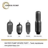 Stv/Tsvtの交換可能な膜縦圧力タンク