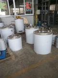 fabricante refrescado aire de la máquina de hielo de la escama del agua salada 4tons/Day