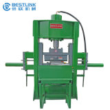 70ton Four Blades Hydraulic Sawn Stone Splitting Machine Guillotina