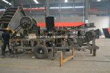 휴대용 타이어 쇄석기 플랜트, 이동할 수 있는 분쇄 플랜트, 판매를 위한 건축 폐기물 분쇄 플랜트