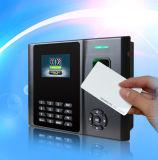 Lector de tarjetas y dispositivo OCULTADOS de la atención del tiempo de la huella digital (GT200/HID)