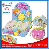 Juguetes plásticos del bolso del encadenamiento dominante con el caramelo