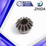 ISO bescheinigte Puder-Metallurgie-gesintertes Kegelradgetriebe