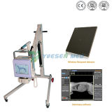 Medical Hospital 4kw Mobile DIGITAL X-ray Machine