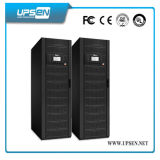 3/3 단계 380VAC/0.9 Power Factor 10-80kVA를 가진 220VAC High Frequency Online UPS