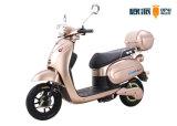 Arrière électrique de roue d'alliage du scooter 60V 20ah de dames du frein de main 650W