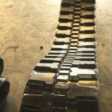 Pista di gomma (350X54.5KX86) per l'escavatore di Kobelco