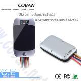 Inseguitore del veicolo del sistema di allarme dell'automobile di GPS GSM Tk303 GPS con velocità di CRNA & l'arresto del motore