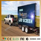 HD Waterproof o painel de indicador video da parede do diodo emissor de luz de P10mm