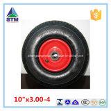 pneumático 10X3.00-4 de borracha pneumático