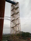 Система M60 лесов башни конструкции
