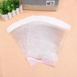 비닐 봉투 자동 접착 OPP 비닐 봉투를 포장하는 Transprent 접착제 OPP