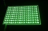 La qualité extérieure P10 choisissent le module de la couleur verte DEL
