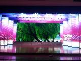 Электронная крытая стена средств P5 большая СИД видео- сделанная в Китае