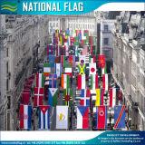 Закрученный национальный флаг Турции полиэфира (M-NF05F09028)