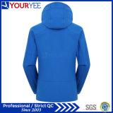 고품질 두건이 있는 Softshell 적당한 재킷 옥외 방수 재킷 (YRK111)