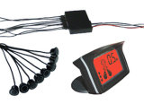 """Système de sonde de stationnement de voiture avec moniteur de 3.5 le """" TFT et l'appareil-photo d'inverse de vision nocturne"""