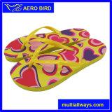 Flops Flip PE девушки сплошного цвета с любящий печатание