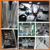 China Factory Solid y 304 Stainless Tripod Turnstile