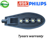 Meanwell Driver 7years Warranty LED Street Light