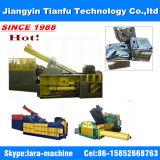 Máquina de cobre de aluminio de la prensa de la chatarra hidráulica Y81