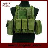 Het militaire Tactische Vest van de Veiligheid van het Vest van de Aanval van Molle van het Vest met Mag Zak