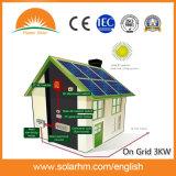 (HM-ON3K) 3kw no sistema Home solar da grade para a energia solar residencial