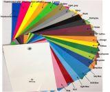 De Film van de Overdracht van de hitte/Pu Gebaseerde VinylBreedte de Lengte van 50 Cm 25 M voor TextielDruk