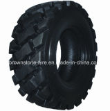 비스듬한 Pneumatic Forklift Tyre, High Quality를 가진 Industrial Tyre