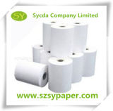 Papel termal del rodillo de papel de la impresión de la oficina