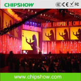 Schermo dell'interno dell'affitto di colore completo della visualizzazione di LED di Chipshow Rn4.8