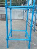 Andamio seguro de Cuplock para las construcciones