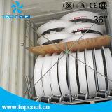 Ventilador de refrigeração da exploração agrícola de galinha do ventilador do painel de 36 polegadas