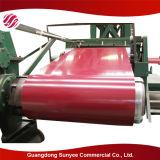 Estructura de acero que construye la bobina PPGL/PPGI del condensador del acero inoxidable