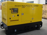 45kVA 36kw Reserveleistungs-leiser Typ Cummins-Diesel-Generator
