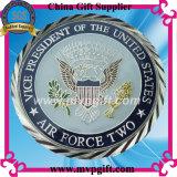 2016 moneda militar del metal 3D para los regalos de la colección