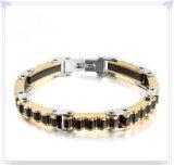 Schmucksache-Form-Schmucksache-Edelstahl-Armband der Männer (HR190)