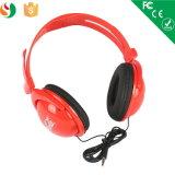 Promotioanl Gift HeadphoneのためのCoco Cola Logoのヘッドホーン