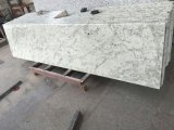 Tuile Polished blanche de carrelages de granit d'Andromeda en pierre normal en gros